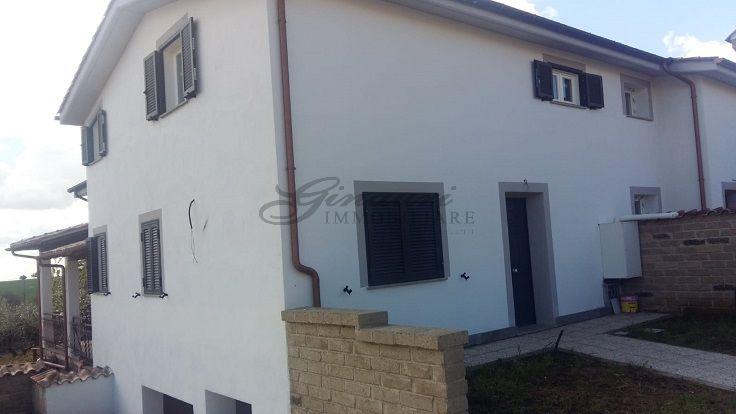 Anguillara Sabazia, villa trifamiliare nuova costruzione 59G/19