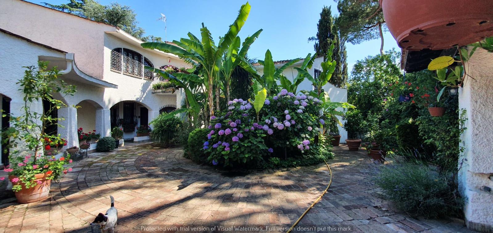 Sacrofano, meravigliosa villa Rif. 33G/20